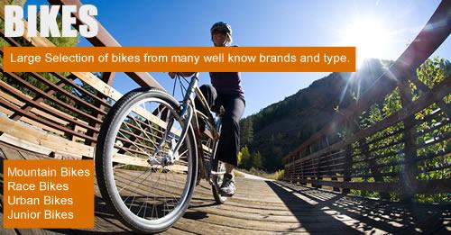 Bikes Banners