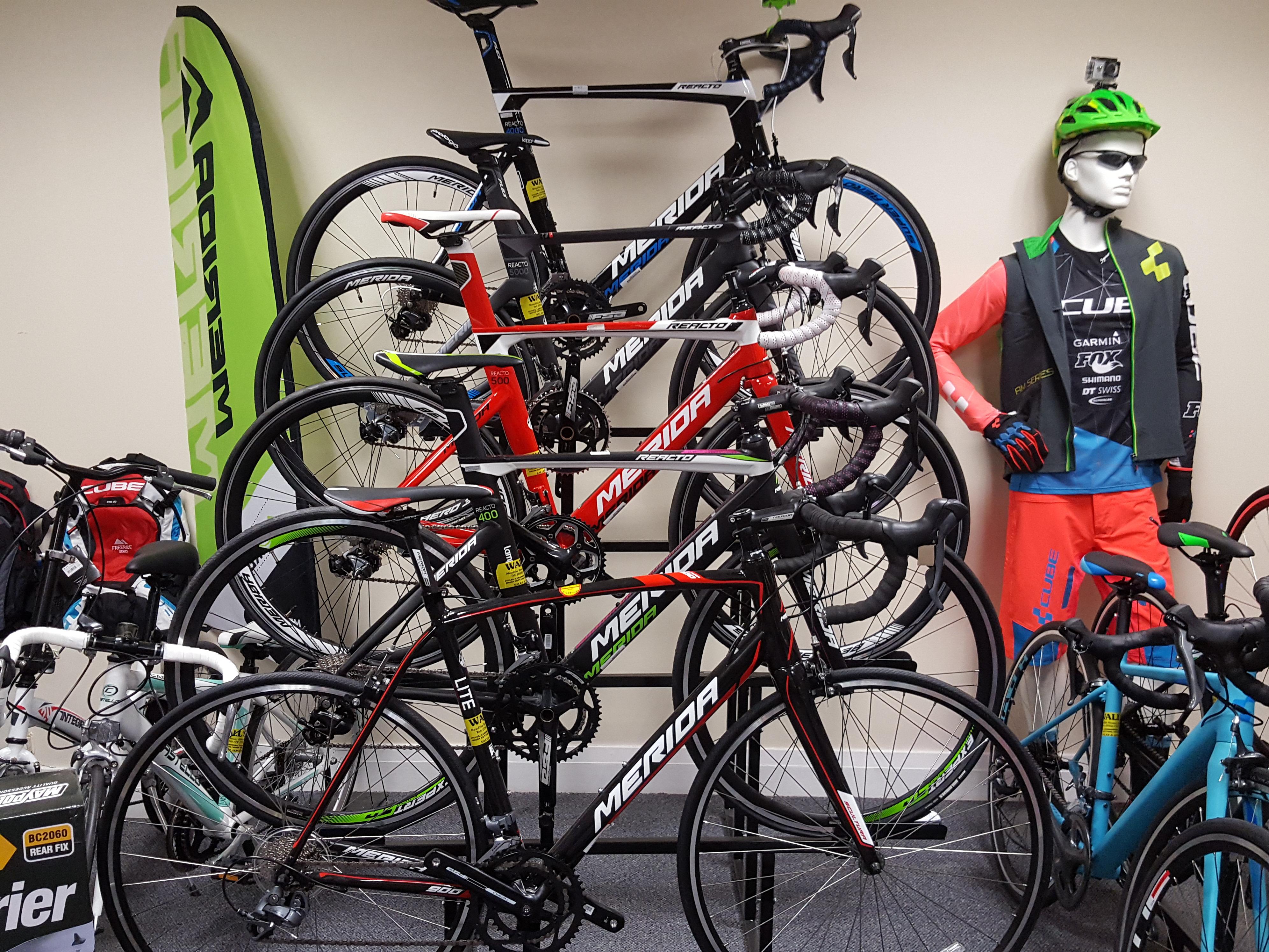 Merida bikes (2)